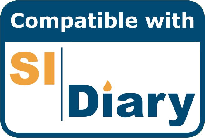 SiDiary Compatibility Logo