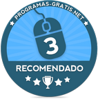 Award from Programmas-Gratis.net